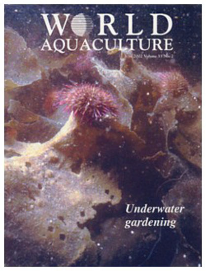 Picture of WORLD AQUACULTURE , the magazine Library and non-member subscriptions (US addresses)