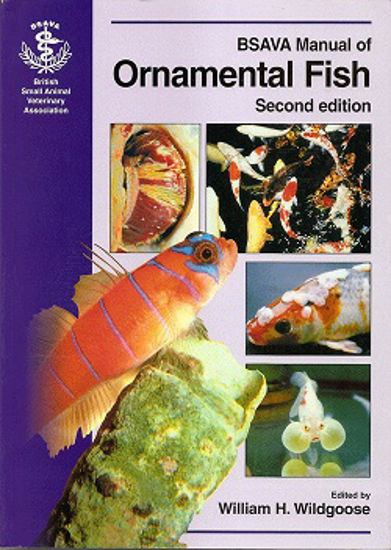 Picture of BSAVA Manual of Ornamental Fish, 2nd Edition