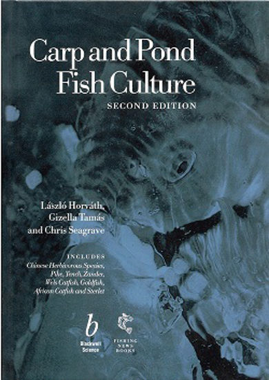 Picture of Carp and Pond Fish Culture